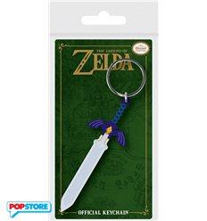 Zelda Master Sword Keychain