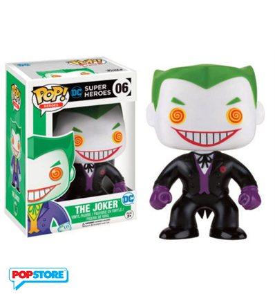 Funko Pop! - Dc Comics - Black Suited Joker