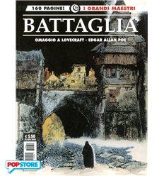 Dino Battaglia - Omaggio a Lovecraft - Edgar Allan Poe