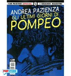 Andrea Pazienza - Gli Ultimi Giorni di Pompeo