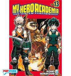My Hero Academia 013