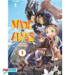 Made in Abyss 001 PRE-ORDER