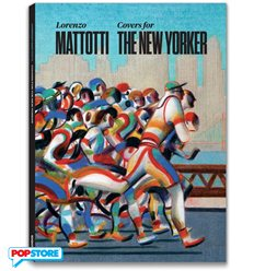 Lorenzo Mattotti - Covers for the New Yorker