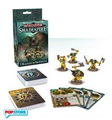 Warhammer Underworlds: Shadespire - I Ragazzi di Ironskull