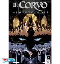 Il Corvo Memento Mori 001 Variant POPstore PRE-ORDER SPEDIZIONI DAL 14/3