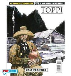 Sergio Toppi - Colt Frontier