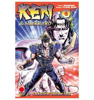 Ken Il Guerriero 006 R
