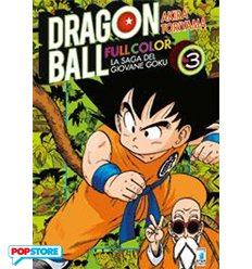 Dragon Ball Full Color - La Saga del Giovane Goku 003