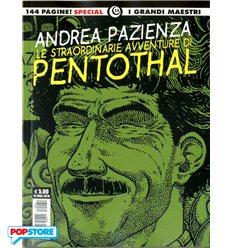 Andrea Pazienza - Le Straordinarie Avventure di Penthotal