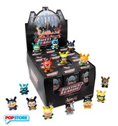 Kidrobot Minifigures - Justice League Dunny Keychain Blind Box
