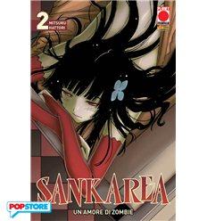 Sankarea Un Amore di Zombie 002