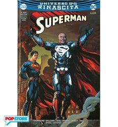 Superman Rinascita 030 Jumbo con Cofanetto