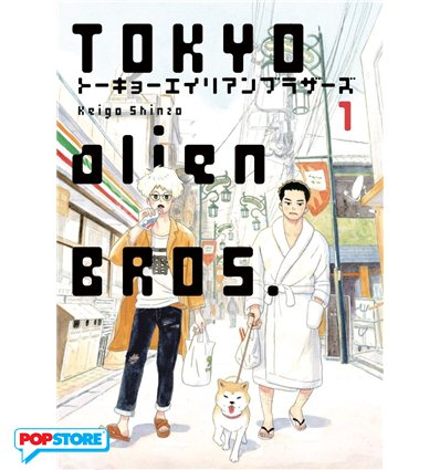 Tokyio Alien Brothers 001