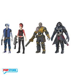 Ready Player One Vinyl Figures 4pack New York Toy Fair