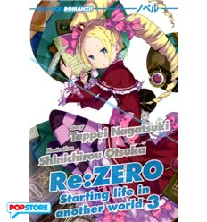 Re:Zero - Starting life in another world Light Novel 003