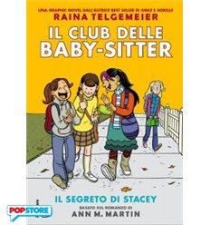 Il Club Delle Baby-Sitter Il Segreto Di Stacey