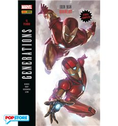 Iron Man e Ironheart il Ferro