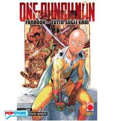 One-Punch Man Fanbook - Tutto Sugli Eroi