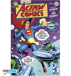 Action Comics 1000 1950s Variant Edition