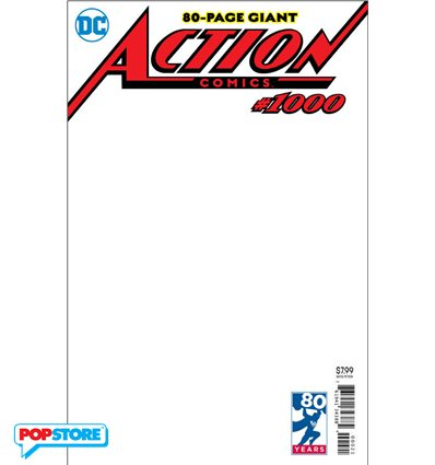 Action Comics 1000 2000s Variant Edition