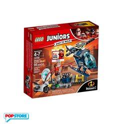 LEGO 10759 - Incredibili Juniors Inseguimento sul tetto di Elastigirl