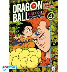 Dragon Ball Full Color - La Saga del Giovane Goku 004