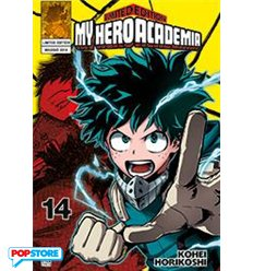 My Hero Academia 014 Limited Edition