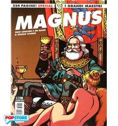 Magnus - Dieci Cavalieri e un Mago - Il Teschio Vivente