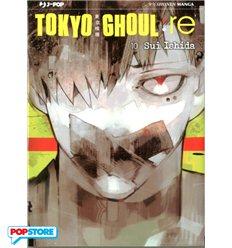 Tokyo Ghoul:RE 010