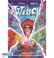 W.i.t.c.h. Art Edition 001