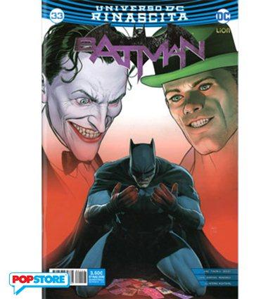 Batman Rinascita 033
