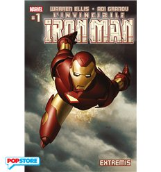 Marvel Legends 006 - Iron Man 1