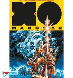 X-O Manowar Nuova Serie 001 - Soldato