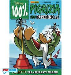 100% Pigrizia con Paperino & C.