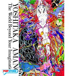 Yoshitaka Amano - The World Beyond Your Imagination
