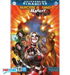 Suicide Squad/Harley Quinn Rinascita 027