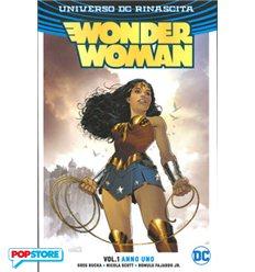 Wonder Woman Rinascita Tp 001 - Anno Uno