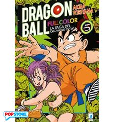 Dragon Ball Full Color - La Saga del Giovane Goku 005