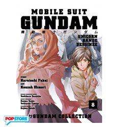 Gundam Unicorn - Bande Dessinee 008
