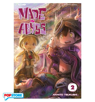 Made in Abyss 002