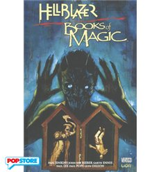 Hellblazer Special - Hellblazer/Books of Magic