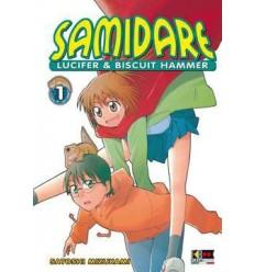 Samidare Lucifer & Biscuit Hammer 001