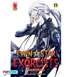 Twin Star Exorcists 011
