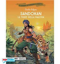 La Grande Letteratura a Fumetti 011 - Sandokan