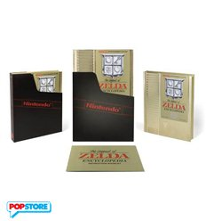 Legend Of Zelda Encyclopedia Hc Deluxe Edition