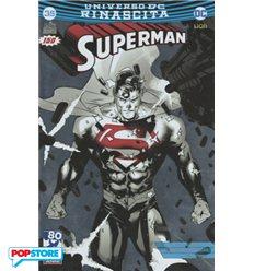 Superman Rinascita 035 Variant Metal