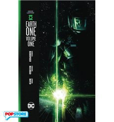 Green Lantern Earth One Hc 001