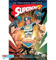 Dc Universe Rebirth - Superwoman Tp 002
