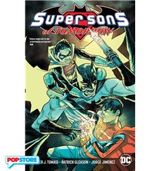 Dc Universe Rebirth - Super Sons of Tomorrow