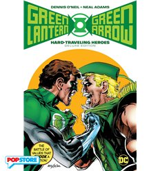 Green Lantern/Green Arrow Hard Travelling Heroes Deluxe Hc